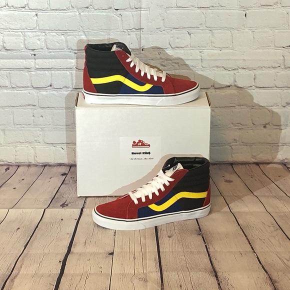 Vans Shoes | Sk8 Hi Otw Rally Skate